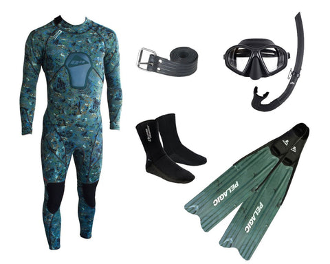 Ocean Hunter Spearfishing Package - Frog Dive