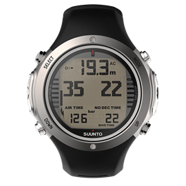 Suunto D6i Novo Air Integrated Wrist Computer