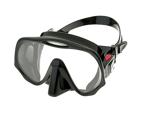 Atomic Aquatics Frameless  Mask - Frog Dive