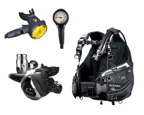 "Oceanic Hera BCD Package: ""The Instructor Choice"""