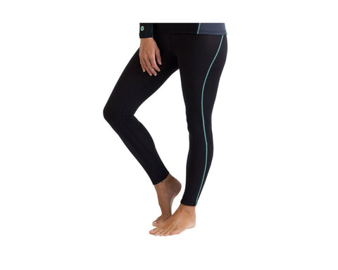 Fourth Element J2 Baselayer Leggings Ladies - Frog Dive