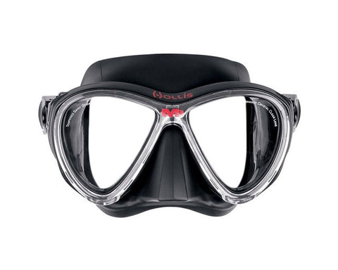 Hollis M3 Mask Twin Lens Mask - Frog Dive