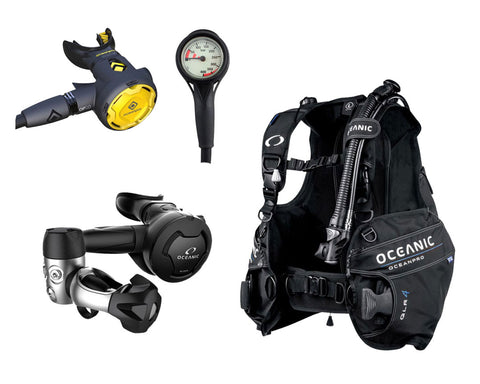 "Oceanic ""Scuba Diver"" Package - Perfect Entry Level"