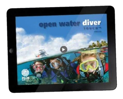 ONLINE TRAINING: PADI Open Water Diver - Learn How to Dive - Frog Dive