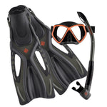 Ocean Pro Men Shortie Snorkelling Package - Frog Dive