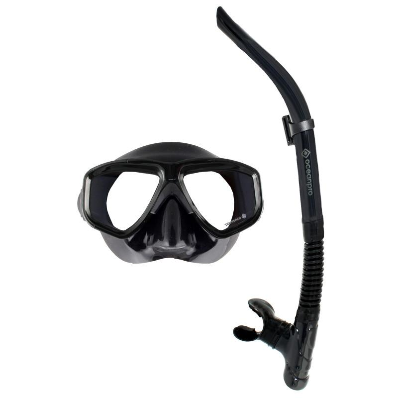 Ocean Pro Eclipse Mask & Snorkel Set