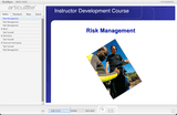 ONLINE TRAINING: PADI Instructor Development Course