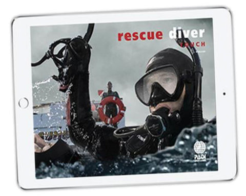 ONLINE TRAINING: PADI Rescue Diver - Frog Dive