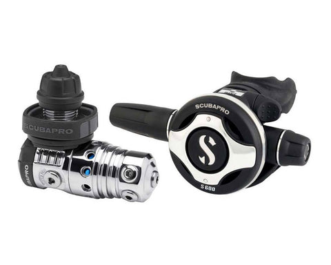 Scubapro MK25 EVO / S600 Regulator - Frog Dive