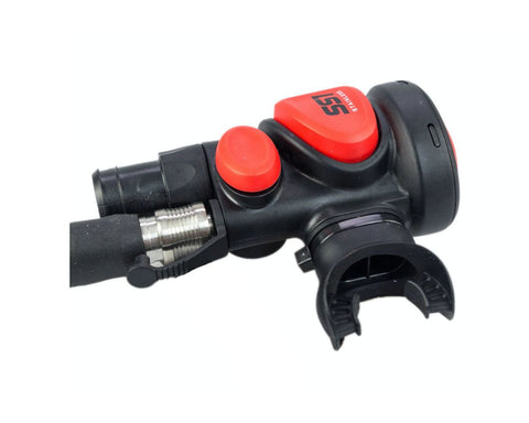 Atomic Aquatics  SS1 Integrated Inflator/Regulator - Frog Dive