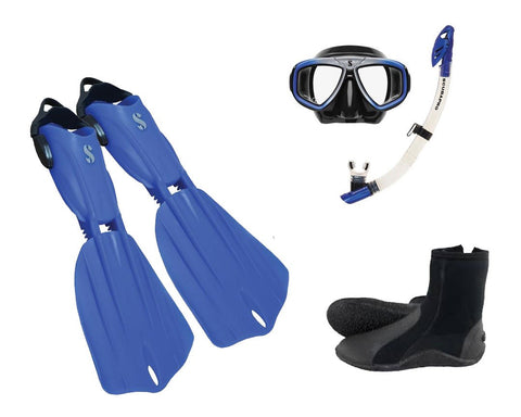 Scubapro Seawing Nova Mask Snorkel & Fins Package - Frog Dive