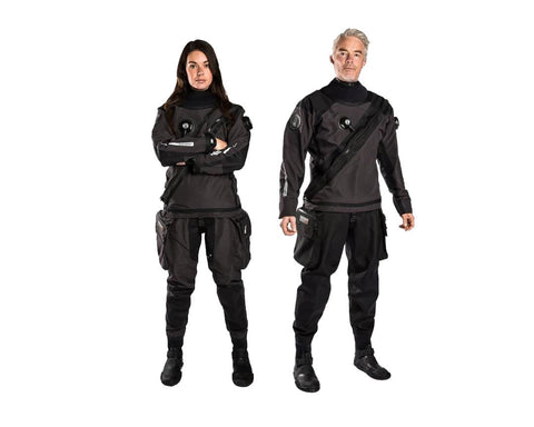 Fourth Element Argonaut 2.0 Stealth Drysuit. - Frog Dive
