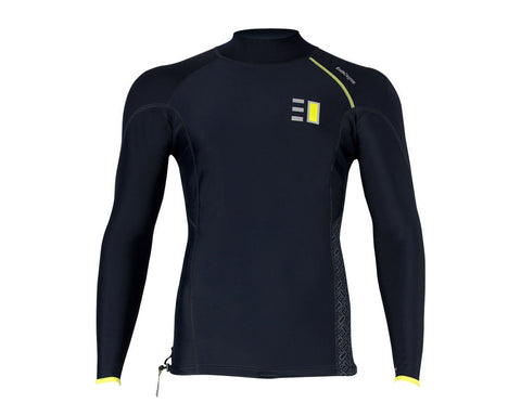 Enth Degree Tundra Mens Long Sleeve Top - Frog Dive