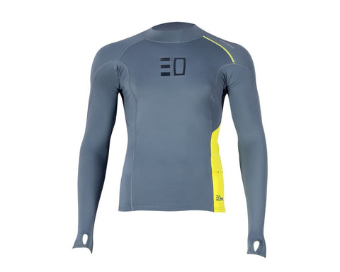Enth Degree Bombora Mens Long Sleeve Top - Frog Dive