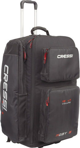 Cressi Moby 5 Travel Bag - Frog Dive