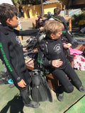 PADI Junior Open Water Diver - Learn How to Dive - Frog Dive