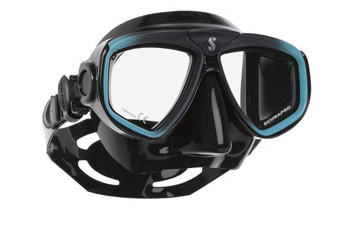 Scubapro Zoom EVO Scuba / Snorkelling Mask with Optical Lenses Option