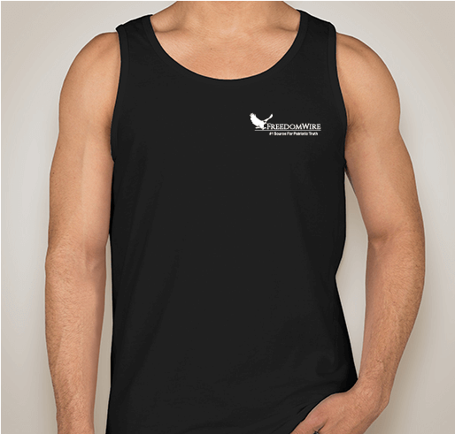 Men's FreedomWire  Jersey Tank