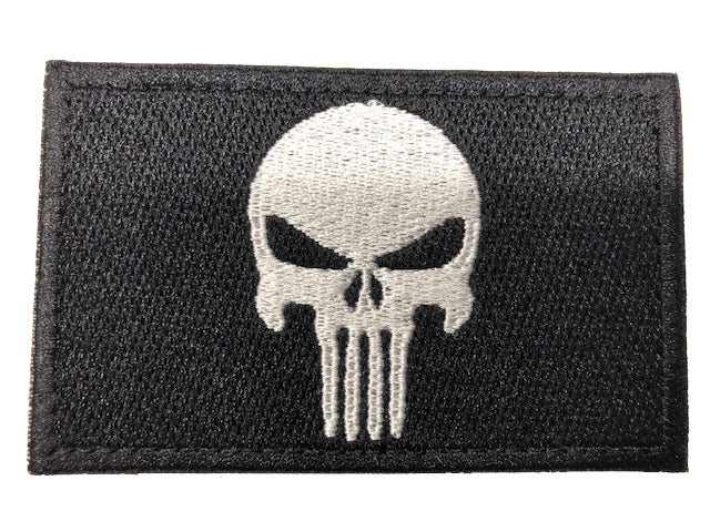 Punisher - Tactical Velcro Patches