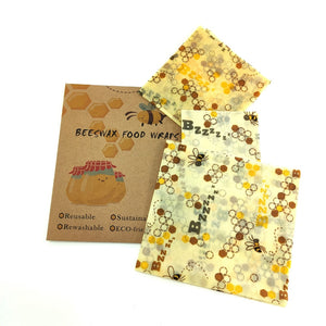 Reusable Beeswax Food Wrap