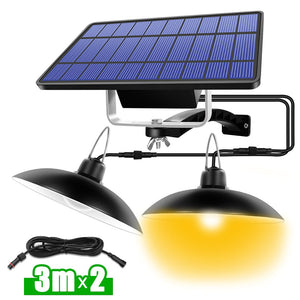 Solar Powered Pendant Lights