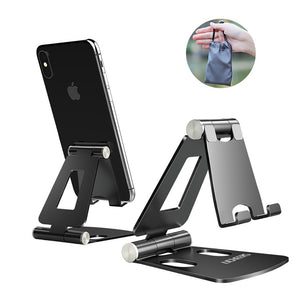 Convenient Metal Mobile Phone Stand