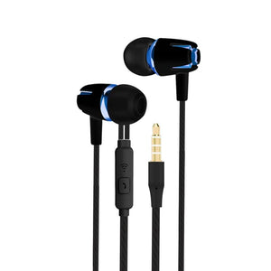 3.5MM Super Bass Microphone Earphone-TrendyVibes.CO