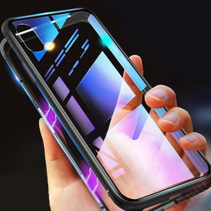 buy online 5a6c2 0ec2c 360 Degrees Magnetic Full Protection Case for Iphone - TrendyVibes.CO