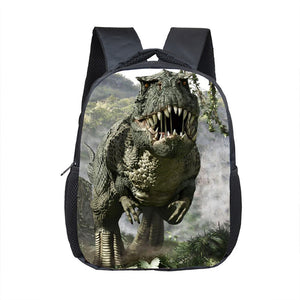 3D Print Dinosaur Backpacks For Children School Bags