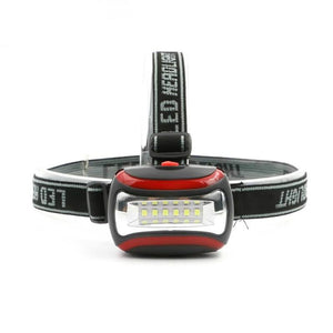 6 LED Camping, Hiking and Biking Safety Headlamp-TrendyVibes.CO