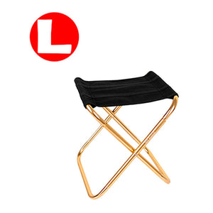 Durable Folding Chair with Storage Bag