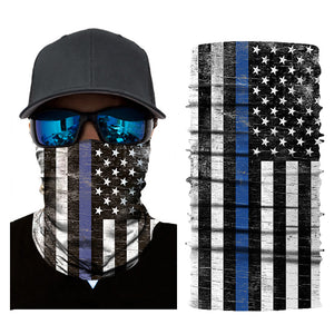 American Flag Neck Gaiter Face Mask