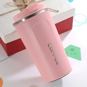 Stainless Steel Coffee Thermos Mug for Travel