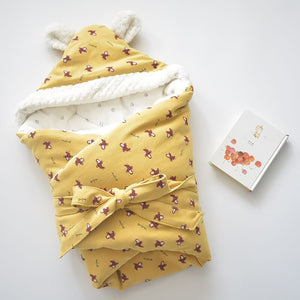 Soft and Warm Baby Swaddle Blanket