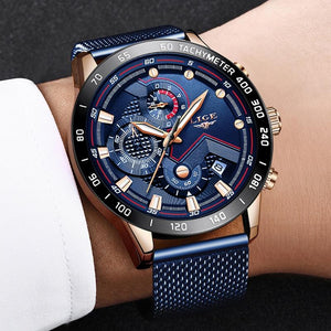 Accessories Classy And Luxurious Waterproof Watch - Classy And Luxurious Waterproof Watch