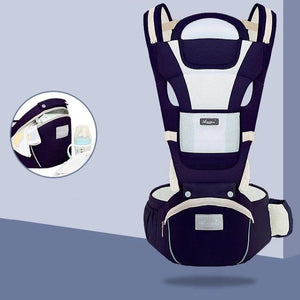 Ergonomic and Practical Baby Carrier
