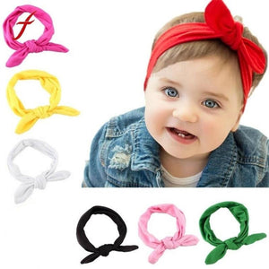 Baby And Toddler Essential Pretty Ribbon Bow Headband For Kids - Pretty Ribbon Bow Headband For Kids