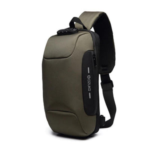 Bags Anti-theft Waterproof Crossbody Shoulder Bag - Anti-theft Waterproof Crossbody Shoulder Bag