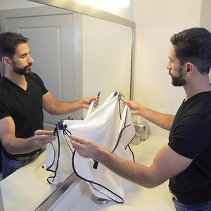 Beard Care Shaving Catcher Apron-TrendyVibes.CO
