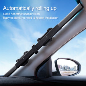 Car Accessories Retractable And Collapsible UV Protection Sun Shade For Cars And Trucks - Retractable And Collapsible UV Protection Sun Shade For Cars And Trucks