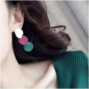 Chic And Fabulous Drop Earrings - Chic And Fabulous Drop Earrings