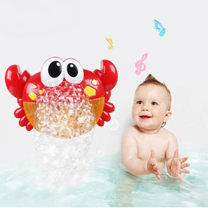 Children Toys Cute Sea Friends Bath Side Bubble Maker For Kids - Cute Sea Friends Bath Side Bubble Maker For Kids