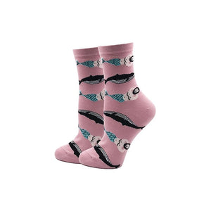 Colorful Cute Cotton Women Socks-TrendyVibes.CO