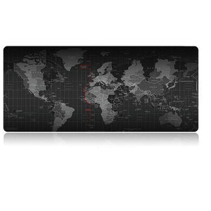 Old World Map Office and Gaming Mouse pad-TrendyVibes.CO