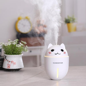 Cool Mist Adorable Pet Mini Humidifier-TrendyVibes.CO