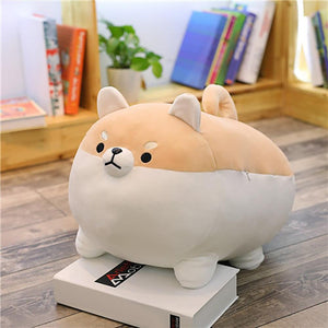 Cute Shiba Inu Dog Plush Stuffed Toy Pillow - Cute Shiba Inu Dog Plush Stuffed Toy Pillow