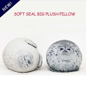 Cute Soft Sea Lion Plush Stuffed Toys - Cute Soft Sea Lion Plush Stuffed Toys