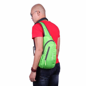 Diagonal Unisex Sports Chest Bag-TrendyVibes.CO