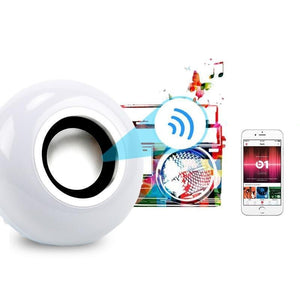 Dimmable Wireless LED Lamp Bluetooth Speaker-TrendyVibes.CO