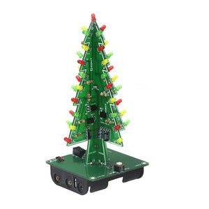 DIY 3D LED Christmas Tree-TrendyVibes.CO